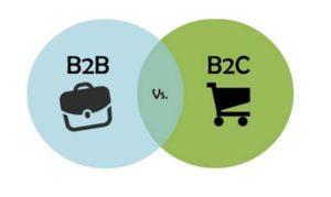 Рынки b2b, b2c и b2g чем отличаются друг от друга